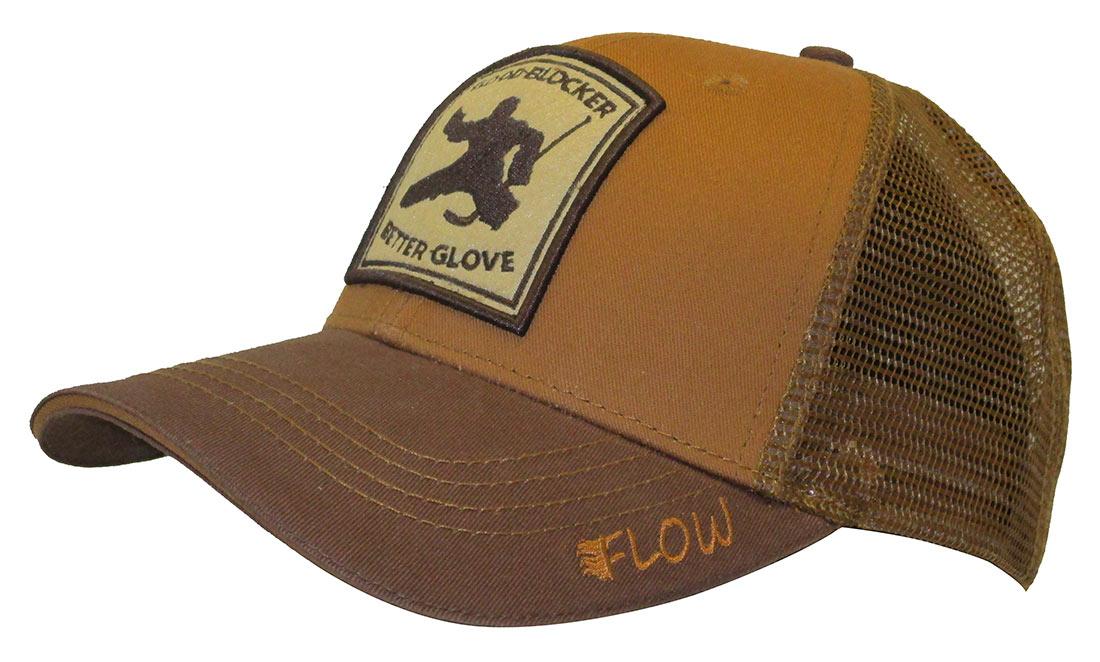 Good Blocker, Better Glove