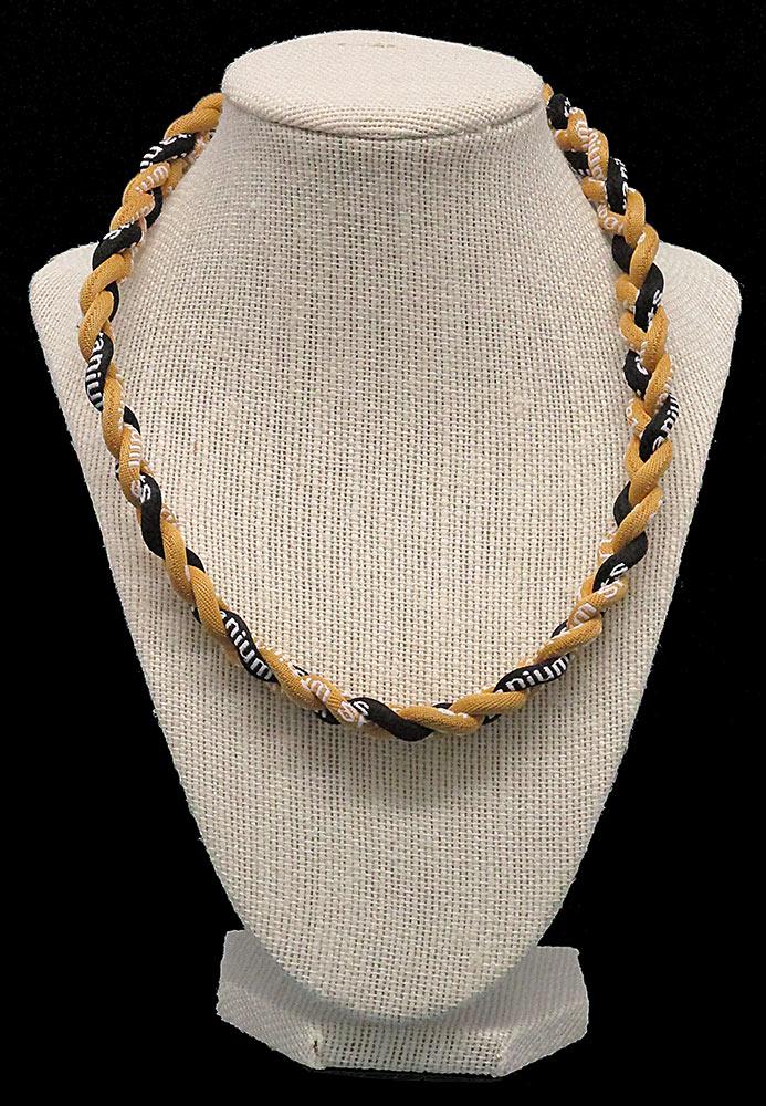 Rope Necklace - Vegas Gold Black Vegas Gold